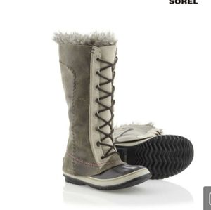 Sorel Cate the Great waterproof boots size 7
